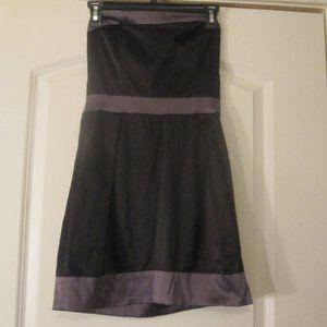Grass Collection Shoulderless Mini Dress Size 3